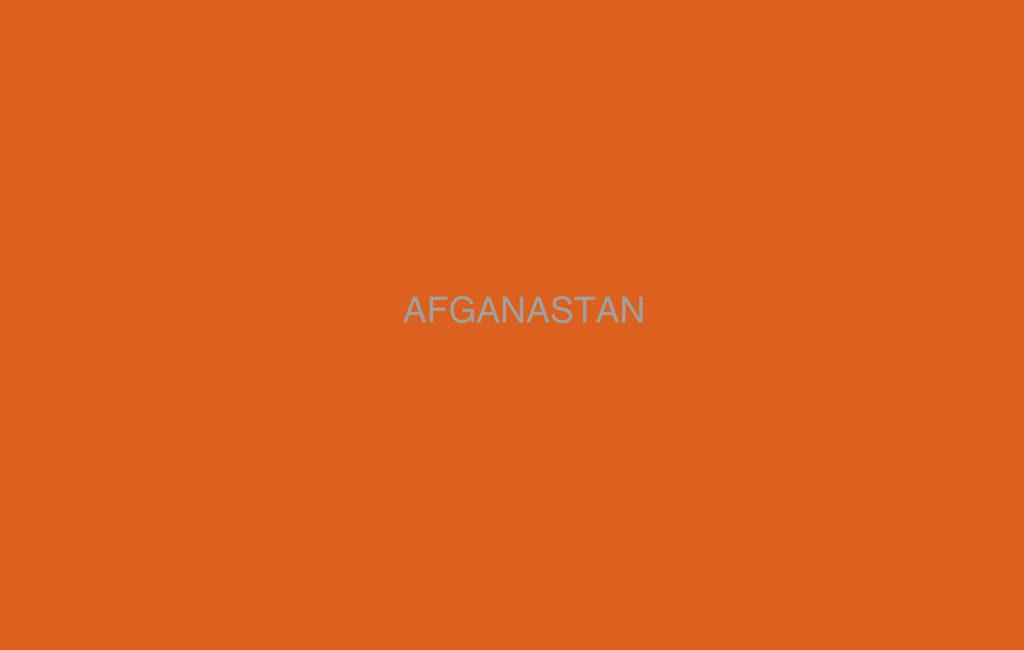 AFGANASTAN