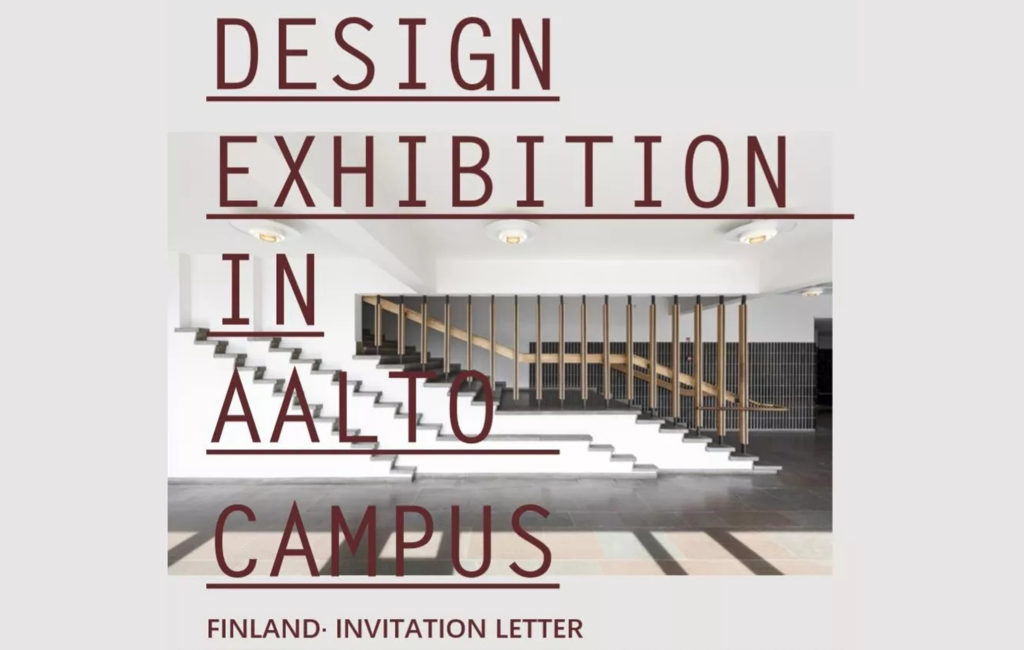 2018 Milan & Helsinki Design Tour Exhibition