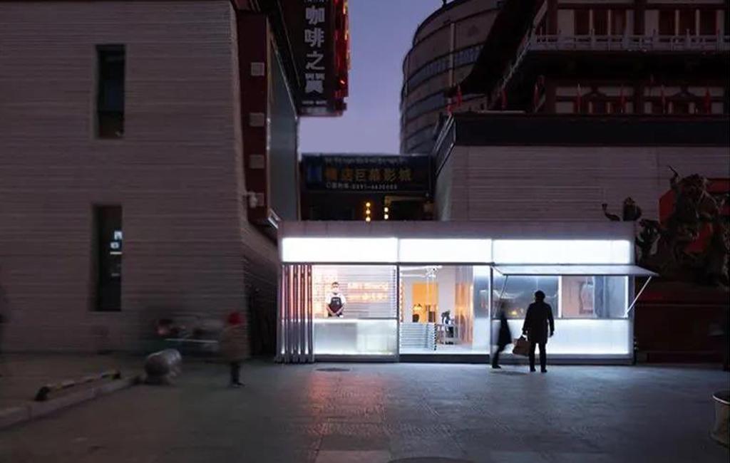 Pop-up Store in Lhasa, Tibet
