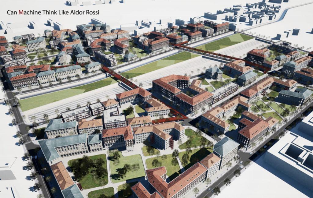 An Urban Prototype Automatic Generation Method Based on GauGAN and Urban Morphology: A CaseStudy on Urban Regeneration for Milan Naviglio Grande